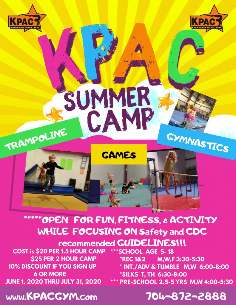 Copy of Kids Summer Camp Poster Flyer Template (11)